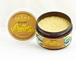 Масло твердое Какао - Body Butter Pure Cocoa Butterx, 95 г