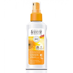 БИО спрей солнцезащитный SPF 20 - SUN SPRAY  SPF 20, Lavera (Лавера), 125 мл