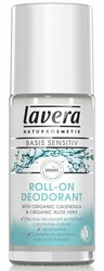 БИО дезодорант шариковый Базис - DEODORANT ROLL-ON, Lavera (Лавера), 50 мл