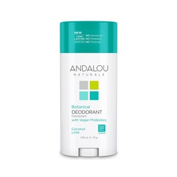 Дезодорант Лайм-Кокос - Botanical Deodorant - COCONUT LIME, 75 г