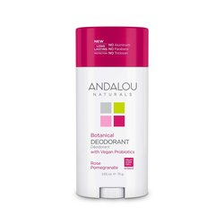 Дезодорант Роза - Гранат - Botanical Deodorant - ROSE POMEGRANATE, 75 г